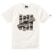 Undefeated Large Camo Strike T-Shirt - Men's at CCS