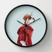 Polaroid N°6 Wall Clock by Francesca Miele (Natt)