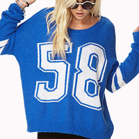Athletic 58 Sweater