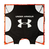 Under Armour Lacrosse Blocker / Monster Shooting Target System | Lacrosse Unlimited