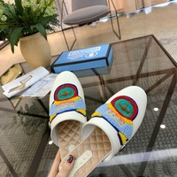 Gucci Yankees Slippers Style #2 - Best Online Sale