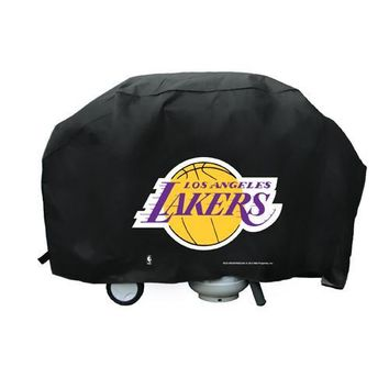 Los Angeles Lakers NBA Deluxe Grill Cover