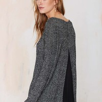 Peek Performance Asymmetrical Sweater