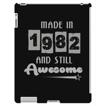 made in 1982 and still awesome iPad 3 and 4 Case