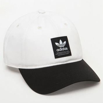 adidas Relaxed Label Strapback Dad Hat at PacSun.com
