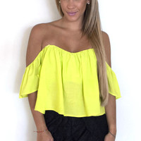 Grace Kelly Off Shoulder Top (more colors)