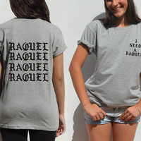The Bachelor Tv Show shirt I Need A Raquel,  I need a Lorna The Bachelor T-shirt Hip hop style Pablo, Bachelorette, The Bachelor Show tshirt