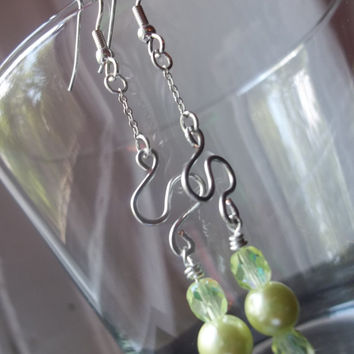 Tinkerbell Drop Earrings