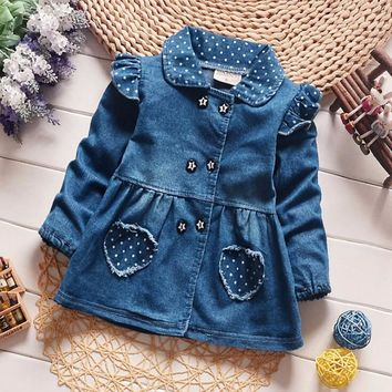1f56466a75 Shop Girls Jean Jacket on Wanelo