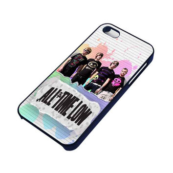 ALL TIME LOW PERSONIL BAND iPhone 5 / 5S case
