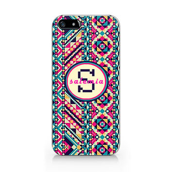 Personalized Monogram iPhone 5 5S case, iPhone 4 4S case, cute license plate monogramed car tag or frame Free shipping M-425