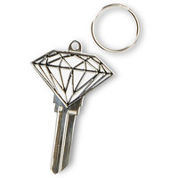 Diamond Supply Metal Brilliant Key