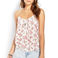 Fresh Rose Cami | Forever 21 - 2000124337
