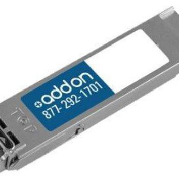 Add-on Addon Cisco Xfp-10glr-oc192sr Compatible Taa Compliant 10gbase-lr Xfp Transceive