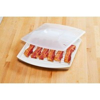 Progressive Large Bacon Grill With Splatter Guard