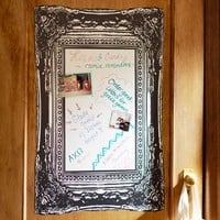 Victorian Frame Dry-Erase Message Board Decal