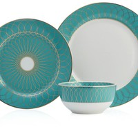 Amelie Dinnerware - Sets of 4 | Sophie Glam Dining Room Inspiration | Dining Room | Inspiration | Z Gallerie