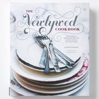 The Newlywed Cookbook by Anthropologie in Multi Size: One Size Books