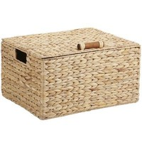 Carson Box with Lid - Natural - By Pier 1