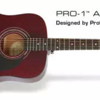Epiphone - Pro-1 Acoustic - Wine Red