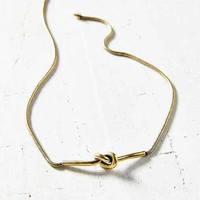 Hampton Knot Necklace