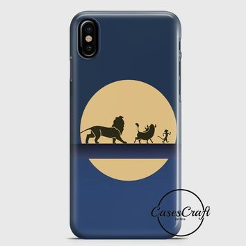 Disney The Lion King iPhone X Case | casescraft