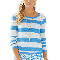 Hollin Striped Sweater - Lilly Pulitzer