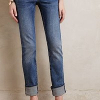 High-Cuff Jeans in Heritage Size:
