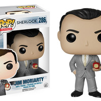 POP! TV: Sherlock Jim Moriarty for Collectibles | GameStop