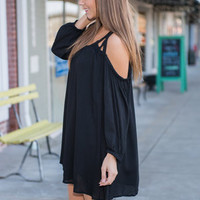 Breathtaking Beauty Dress, Black