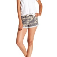 Vintage Havana | Distressed Cuff Shorts | Nordstrom Rack
