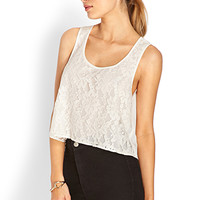 Lace Cutie Crop Top