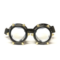 GloFX Black Bolt Diffraction Goggles