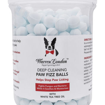 Deep Cleaning Paw Fizz Bills - Professional Size