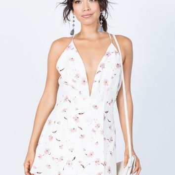 Pretty Blooming Dress