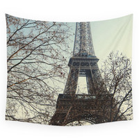 Society6 The 90s In Paris Wall Tapestry