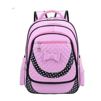 Children School Bags primary school backpacks girls kids orthopedic backpack schoolbags Kids princess backpacks mochila infantil