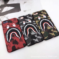 Iphone 6/6s Hot Deal On Sale Stylish Cute Apple Camouflage Matte Phone Case [10233703495]