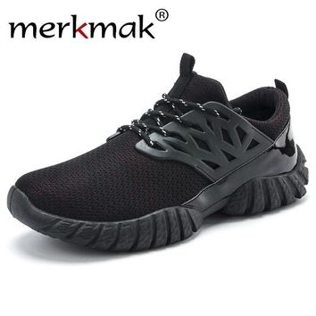 Merkmak 2016 Excellent Autumn Men Shoes Breathable Ankle Cotton Fabric Inner Soft  Men Flat Shoes Skidproof Lace Up  Masculinos