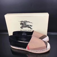 Burberry Leisure Baitie Fisherman Shoes-8