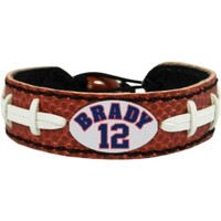 GameWear New England Patriots Tom Brady Team NFL Bracelet | DICK'S Sporting Goods