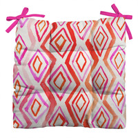 Rebecca Allen Bright Day Outdoor Seat Cushion
