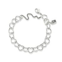 Connected Hearts Charm Bracelet | James Avery