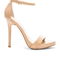 Sam Edelman Eleanor Heel in Almond