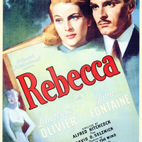 Rebecca 11x17 Movie Poster (1940)