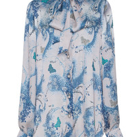 Long Sleeve Blouse | Moda Operandi