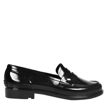 Hunter Original Penny Loafer Women's - Black