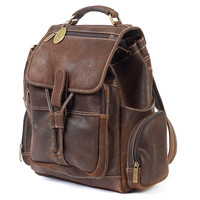 Uptown Backpack, Distressed BrownCLAIRE CHASE, INC.