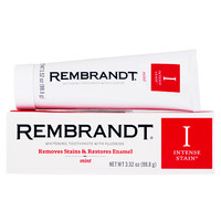 REMBRANDT® INTENSE STAIN® Whitening Toothpaste | Teeth Whitening Paste | REMBRANDT®
