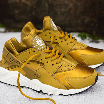 Nike Air Huarache Women Running Sport Casual Shoes Sneakers